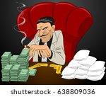 vector illustration of a drug...   Shutterstock .eps vector #638809036