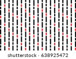 rounded line abstract modern... | Shutterstock .eps vector #638925472