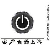 button for website | Shutterstock . vector #638993572