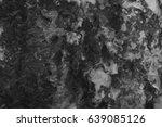 background black and white oil... | Shutterstock . vector #639085126