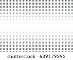 abstract halftone dotted... | Shutterstock .eps vector #639179392