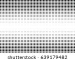abstract halftone dotted... | Shutterstock .eps vector #639179482