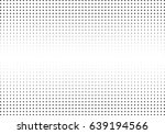 abstract halftone dotted... | Shutterstock .eps vector #639194566