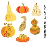 Collection Of Fun Pumpkins Wit...