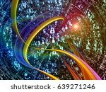 number domain series. backdrop... | Shutterstock . vector #639271246