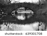 Gapstow Bridge Over The Lake...