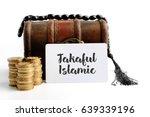 takaful islamic or islamic...   Shutterstock . vector #639339196