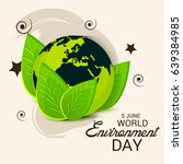 vector illustration of a banner ... | Shutterstock .eps vector #639384985