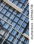 modern building exterior | Shutterstock . vector #639466738