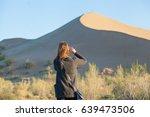 Singing Barkhan Dune Girl Take...