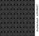 netting seamless pattern  ... | Shutterstock .eps vector #63948637