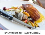 Roasted Duck Chest