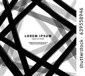 modern graphic design elements. ... | Shutterstock .eps vector #639558946