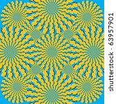 mechanical blues | Shutterstock .eps vector #63957901