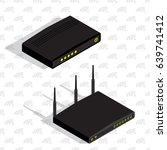 wifi router and modem ...