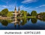 the bridge is part of the 1514... | Shutterstock . vector #639761185