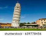 Pisa  Italy   August 17  2014 ...
