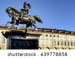piazza san carlo  one of the... | Shutterstock . vector #639778858