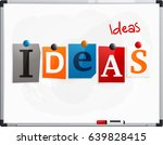 The Word Ideas Made From...