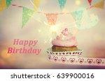 cupcake | Shutterstock . vector #639900016