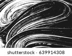 grunge paint texture. distress... | Shutterstock .eps vector #639914308