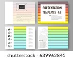 set of business templates for...   Shutterstock .eps vector #639962845