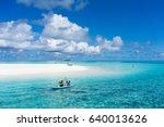 meeru resort and spa  maldives  ...   Shutterstock . vector #640013626