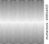 seamless halftone background.... | Shutterstock .eps vector #640016425