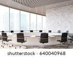Conference Room Interior With ...
