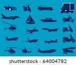 transportation | Shutterstock .eps vector #64004782