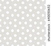 vector seamless pattern. modern ...   Shutterstock .eps vector #640050652