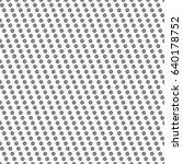 vector seamless pattern. modern ...   Shutterstock .eps vector #640178752
