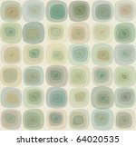 retro raster elements on... | Shutterstock . vector #64020535