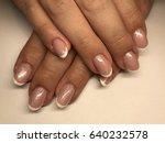 nail art   Shutterstock . vector #640232578
