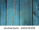 old wooden background. old... | Shutterstock . vector #640235398