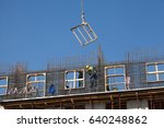 construction of an olympic...   Shutterstock . vector #640248862