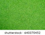 grass texture green background... | Shutterstock . vector #640370452