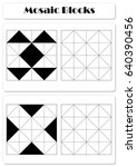 collect the correct sequence of ... | Shutterstock .eps vector #640390456