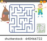 cartoon vector illustration of... | Shutterstock .eps vector #640466722