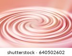 colorful ripple background | Shutterstock . vector #640502602