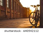 Black Fixed Gear Bicycle In...