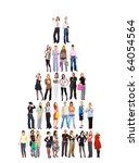 who takes the top  | Shutterstock . vector #64054564
