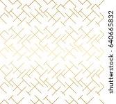 golden texture. seamless... | Shutterstock .eps vector #640665832