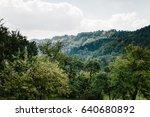 Mountains Carpathians Ukraine....