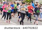 england  bristol   may 7  2017  ...   Shutterstock . vector #640702822