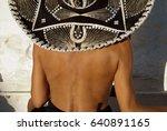 mexican girls | Shutterstock . vector #640891165