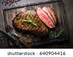 Fresh Grilled Meat. Grilled...