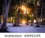 Sunset Maldives