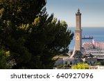 Genoa Italy   The Lighthouse O...