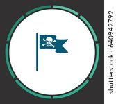 Jolly Roger Or Skull And Cross...